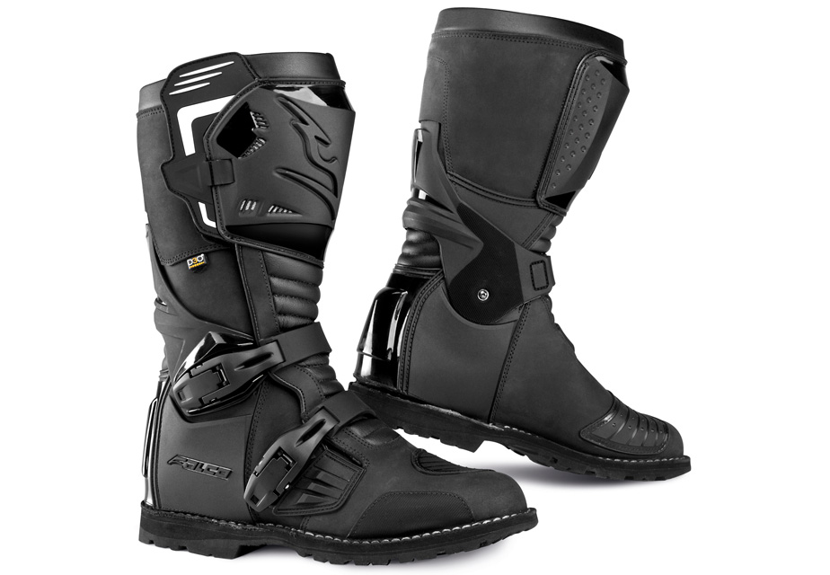 AVANTOUR Enduro Motorcycle Boots Black