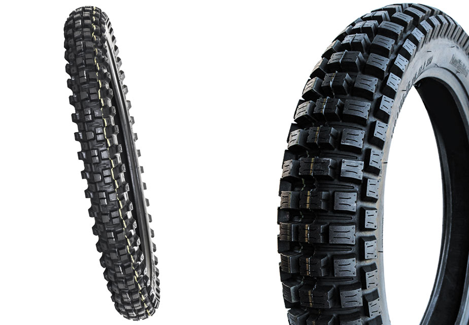 MOTOZ Mountain Hybrid Tire