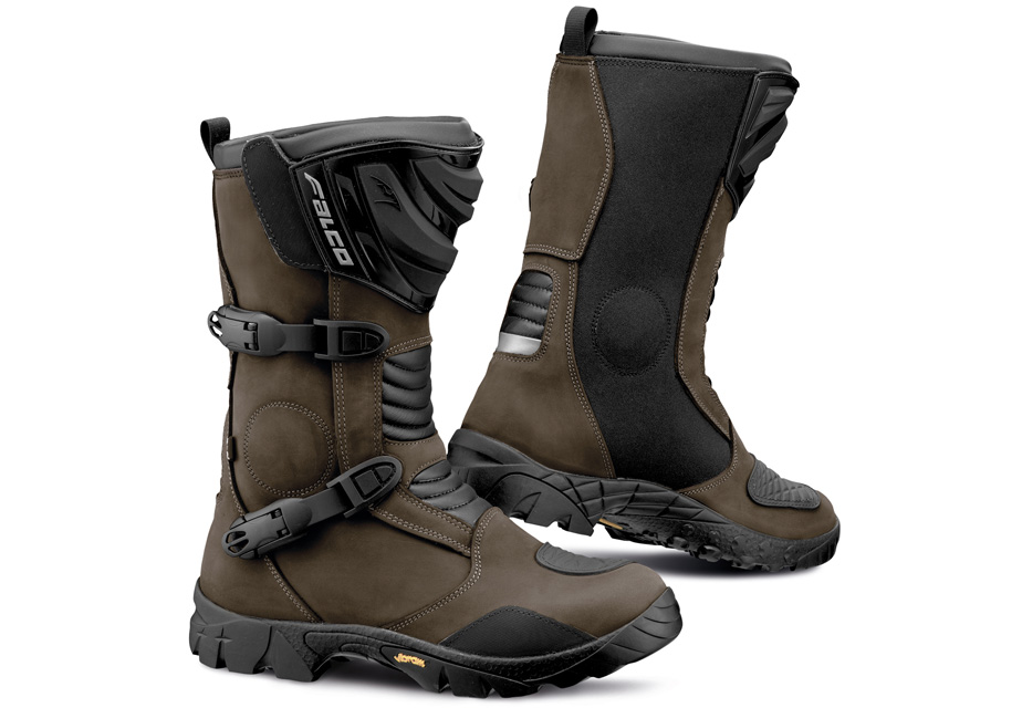 FALCO MIXTO Adventure Boots Review By Adventure Bike Rider