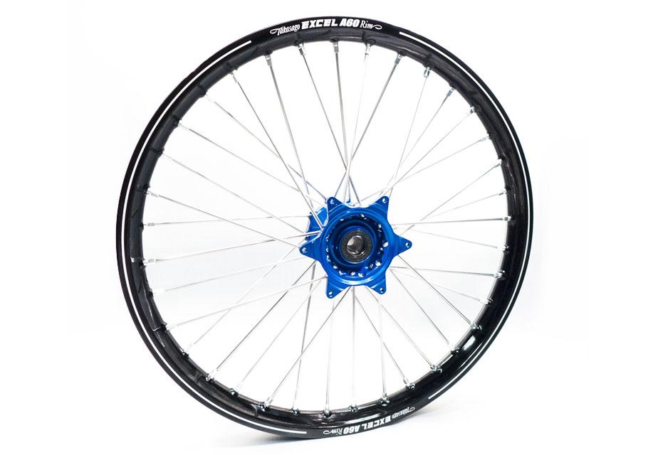 Haan Front A60 Blue Hub