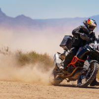 Adventure Ride With Motoz Tractionator Adventure Tires