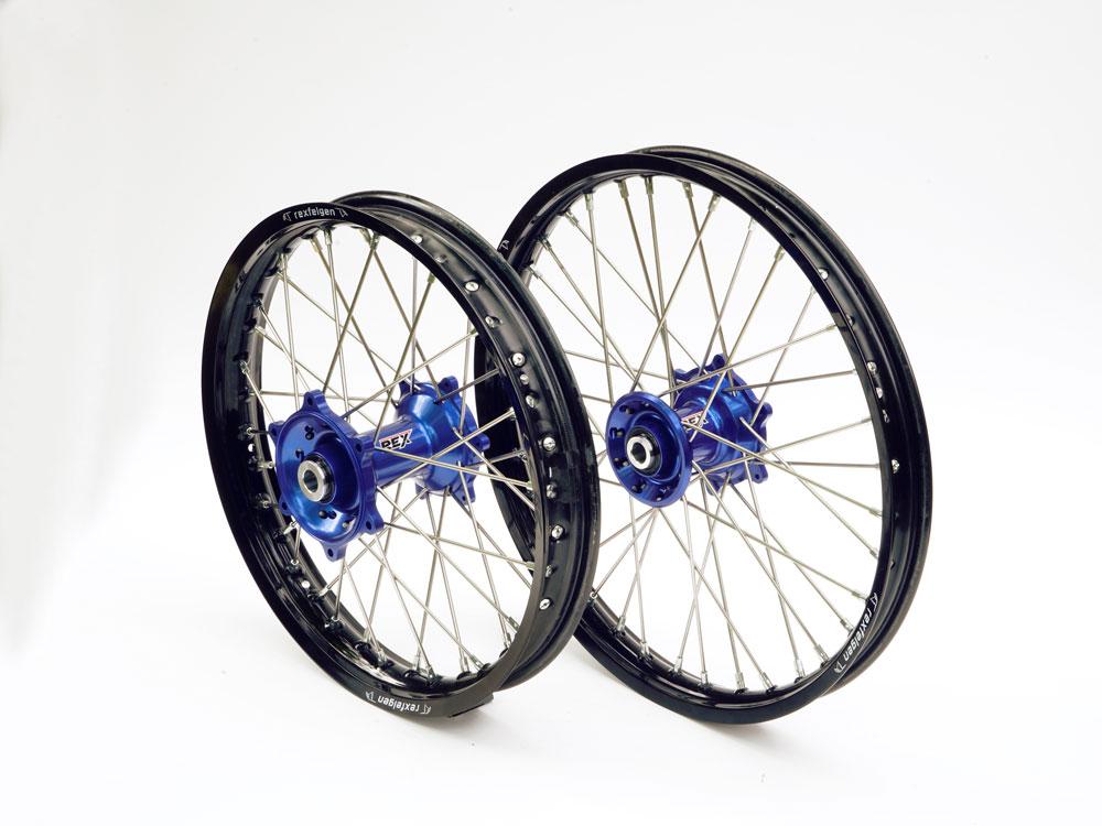 Set-Rex-Yamaha-black-Blue