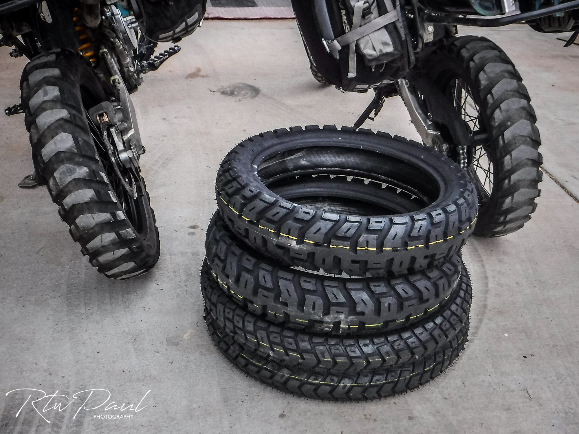 Adventure Tires – 'My Personal Experiences' – By RtwPaul