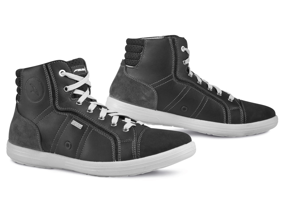 Blazer black-grey