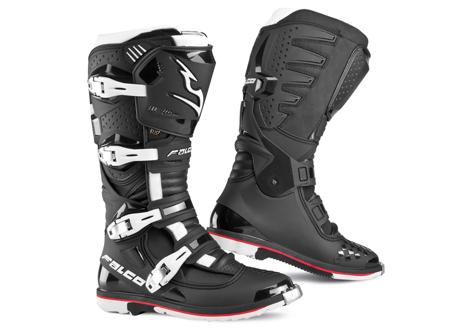 Extreme Pro 31 Black Off-Road Boots