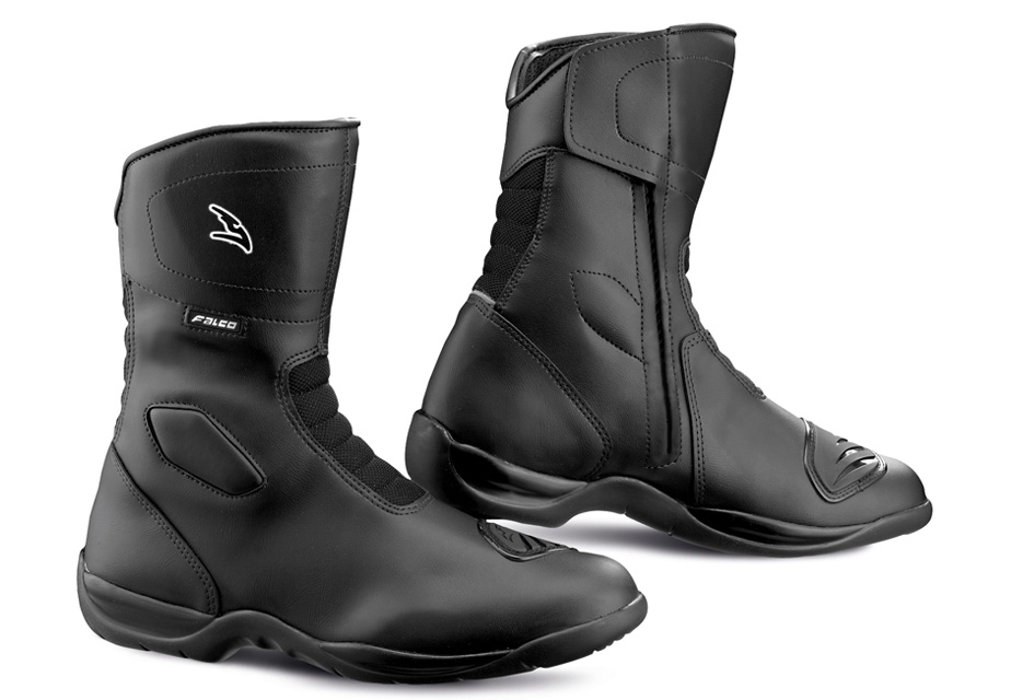 Liberty 2 Black Touring Boots
