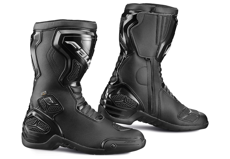 Oxegen 2 Black Sport Touring Boots