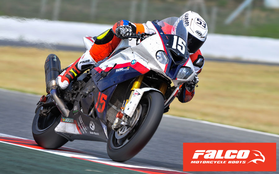 FALCO Racing Boots