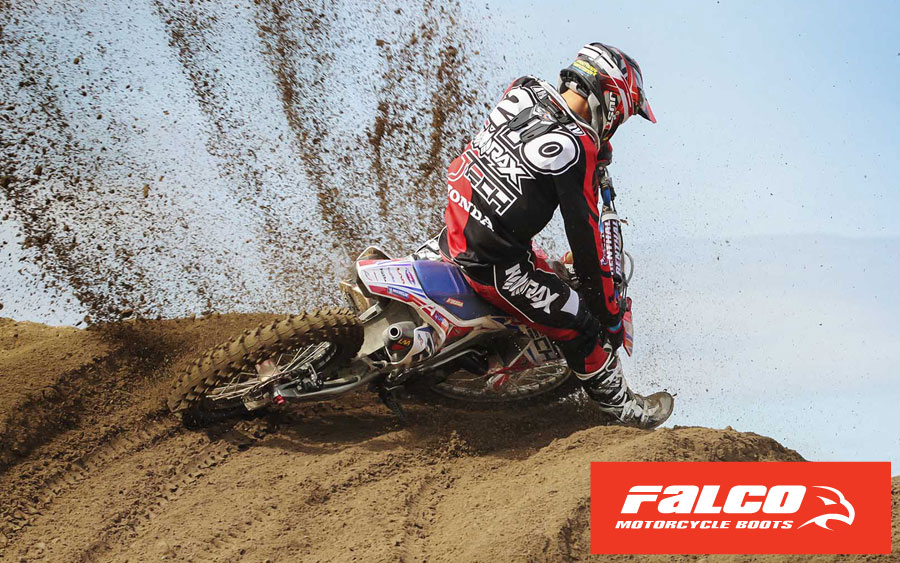FALCO Motorcycle Offroad Boots