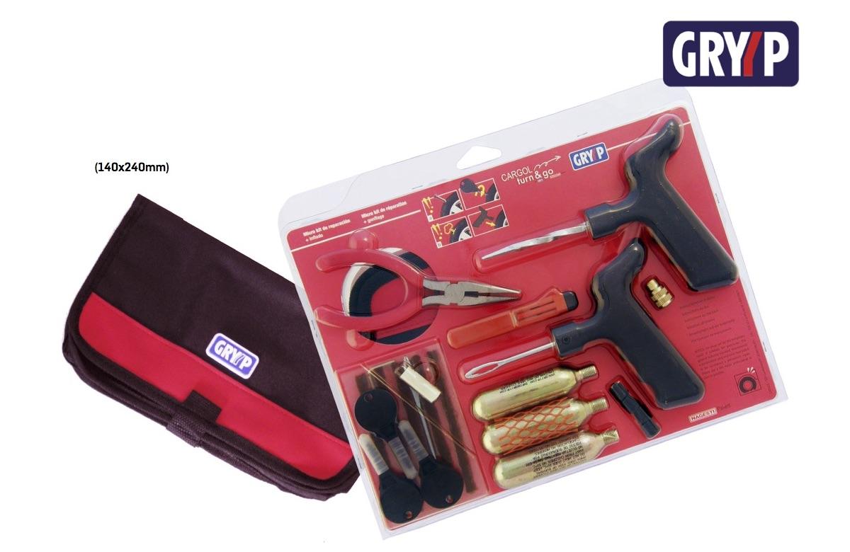 Car Rope & Cargol Repair Kit (GK013a)