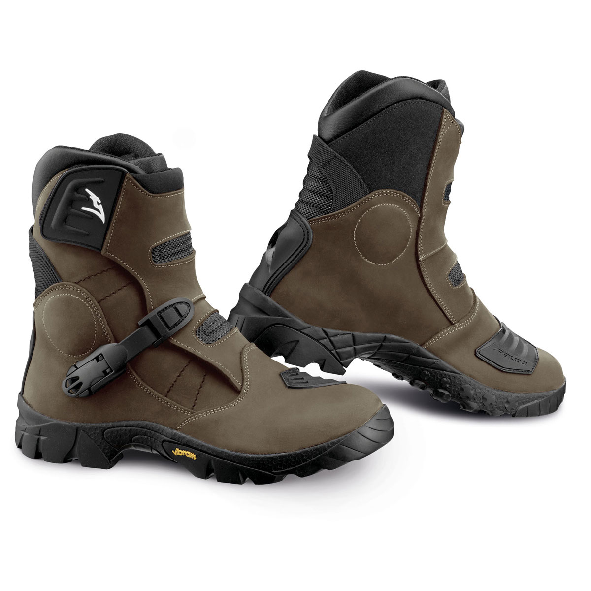 VOLT 2 ADV Short Adventure Motorcycle Boots