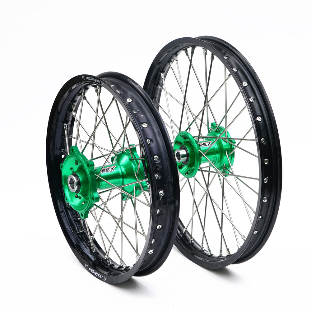 REX WHEELS For KAWASAKI