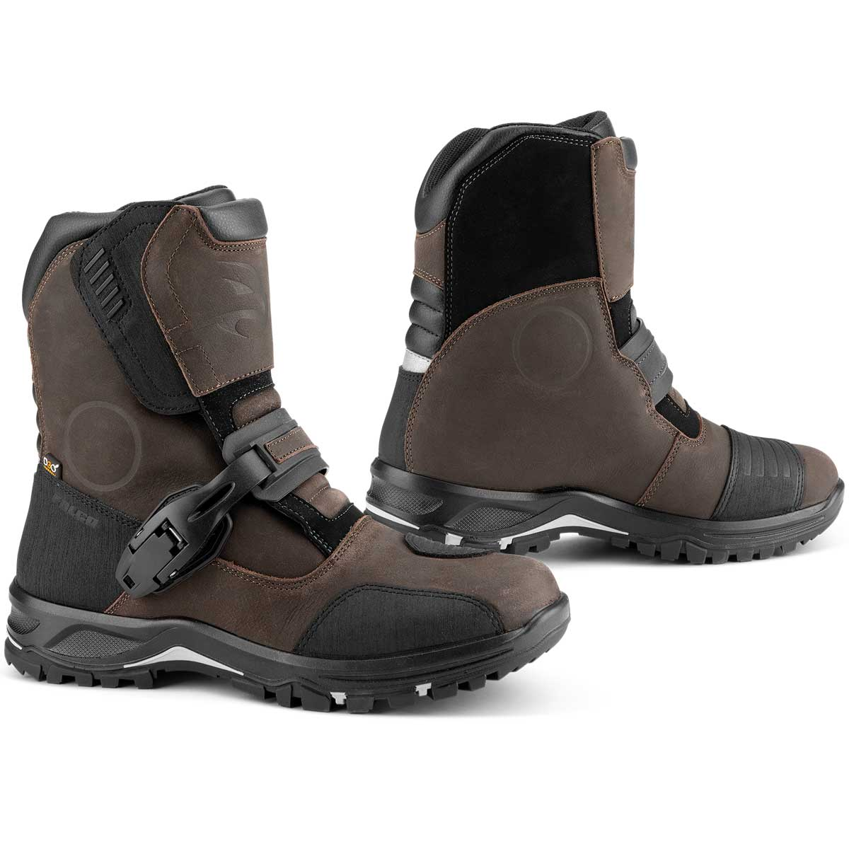 MARSHALL Short Adventure Motorcycle Boots