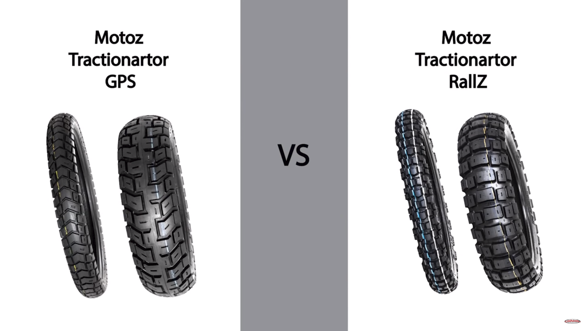 Tractionator GPS Vs RallZ