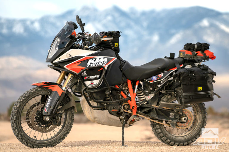 KTM Twins 'Ultimate' KTM 1090 Adventure Build – ADV Pulse