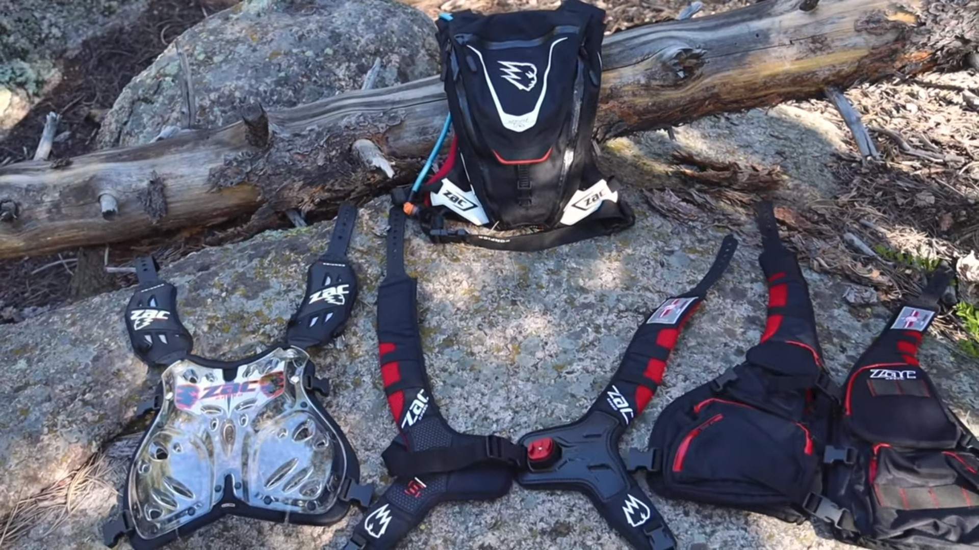 Zac Speed Review | Sprint Pack | POV Harness