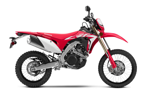 VENTURA LUGGAGE For CRF 450 L (2019)