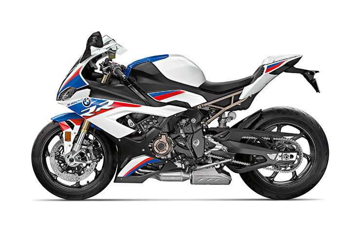 VENTURA LUGGAGE Available For BMW S1000 RR