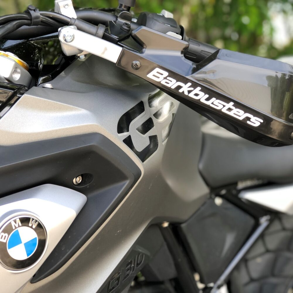 Barkbusters Bike Specific Hardware Kit For BMW