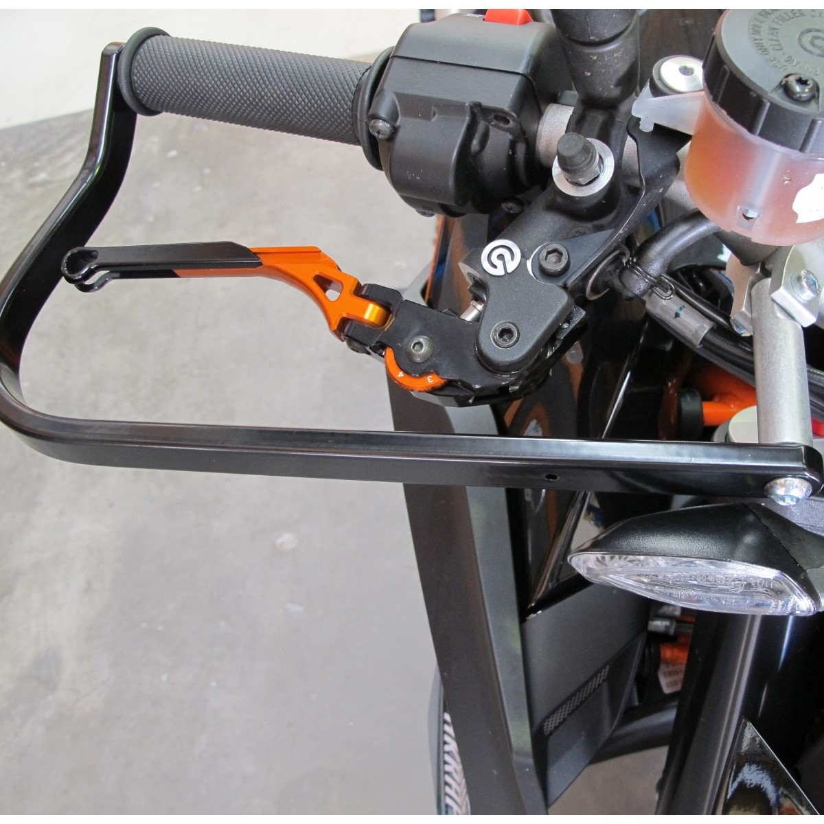 Barkbusters Bike Specific Hardware Kit For KTM