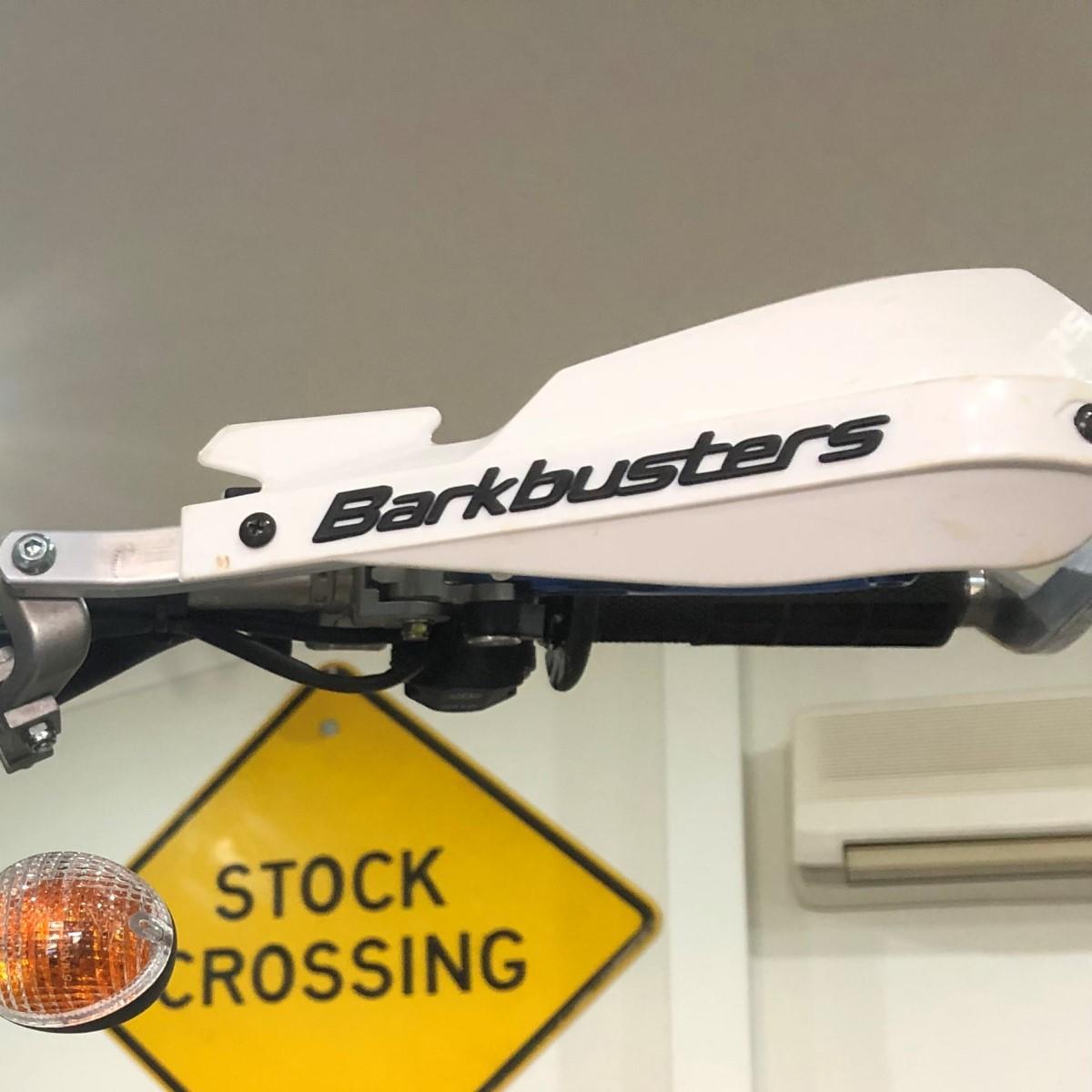 Barkbusters Bike Specific Hardware Kit For HUSQVARNA