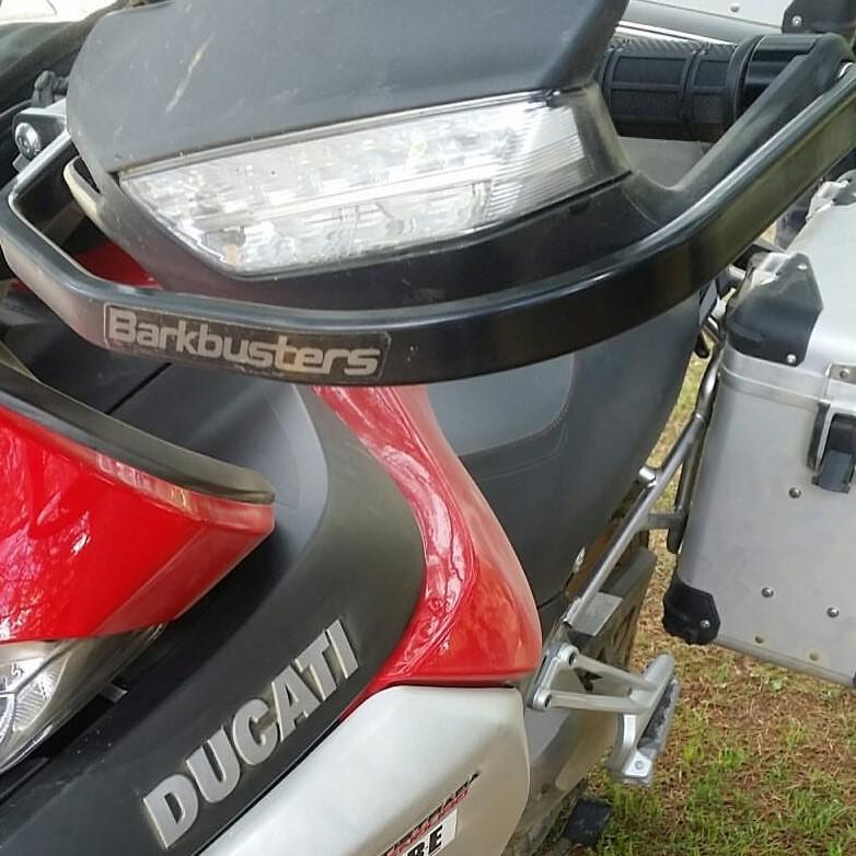 Barkbusters Bike Specific Hardware Kit For DUCATI