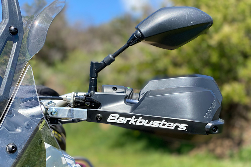 Barkbusters Hand Guards | Gear Review By RIDER Mag.